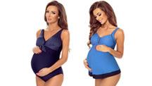 Kostiumy kąpielowe dla kobiet w ciąży Vivisence